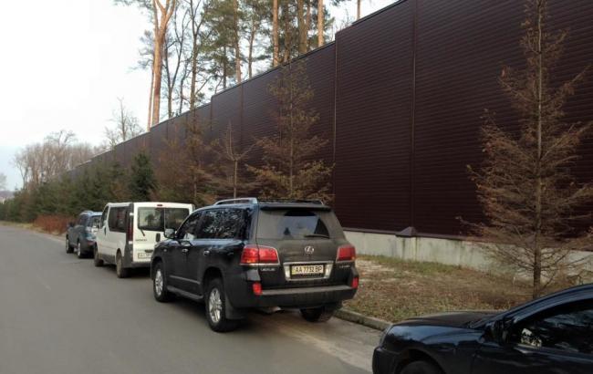 Фото: Стена особняка (deniskazansky.com.ua)