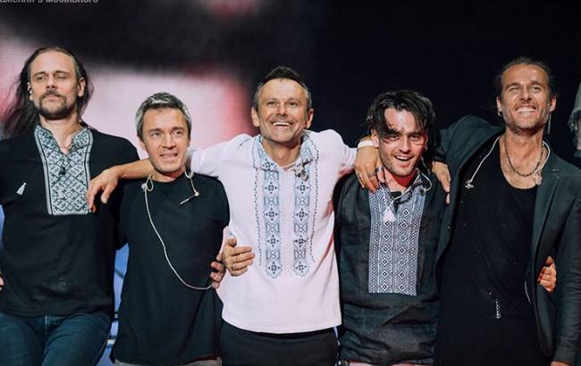 """""""Океан Ельзи"""" неожиданно объявил о длительном перерыве в выступлениях"""
