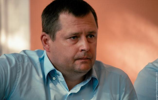 На выборах мэра Днепропетровска победил Филатов