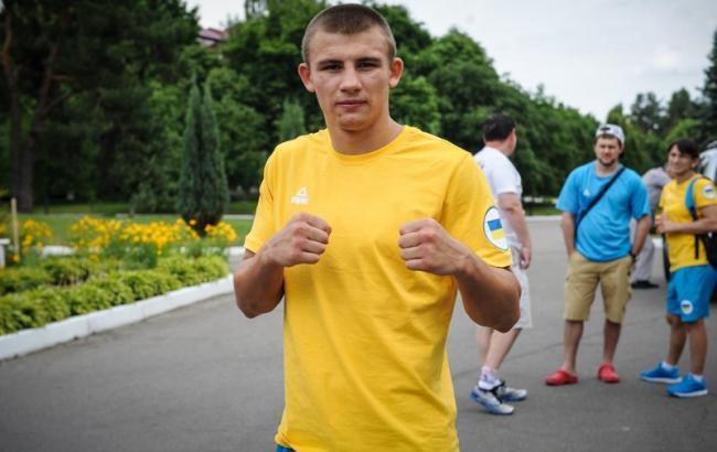 Український боксер Хижняк став чемпіоном світу з боксу