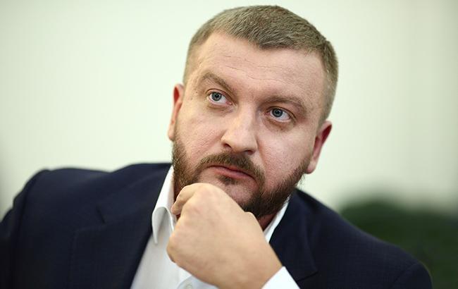 Министр юстиции Павел Петренко надеется на скорейшее обновление судейского корпуса (фото - Виталий Носач, РБК-Украина)