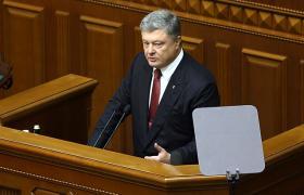 Оппозиция к президенту будет воспринята как оппозиция к стране и будущему Украины (фото - Виталий Носач, РБК-Украина)