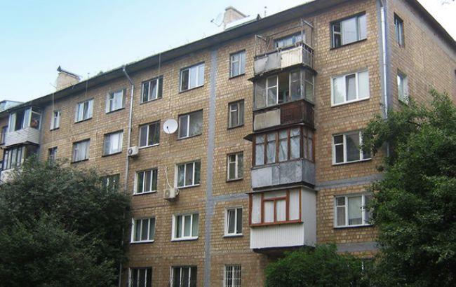 Фото: Типова хрущовка (wikipedia.org)