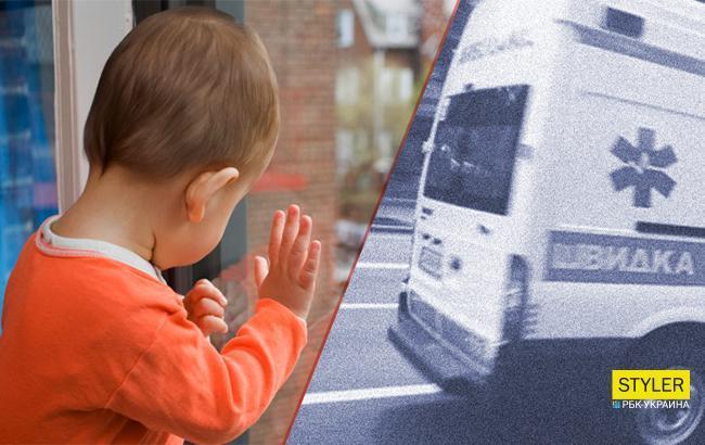 У Вишгороді шестирічна дитина випала з вікна 18-го поверху