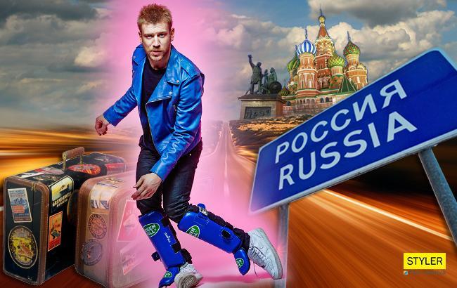Дорн снова собрался в Россию