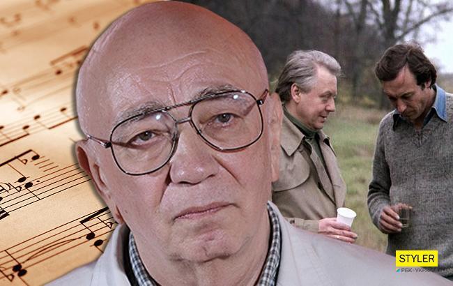 В Киеве умер известный украинский композитор