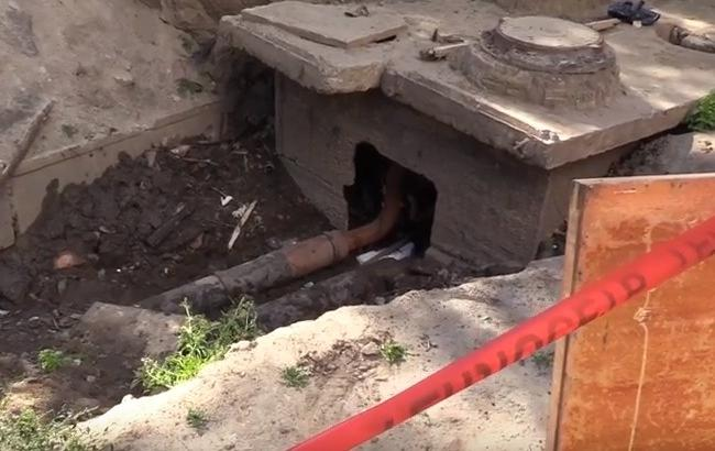 Стали известны подробности об обезглавленном трупе мужчины в Киеве (видео)