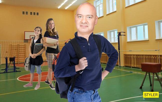 Евгений Кошевой рассказал, как учился в школе