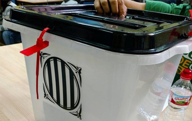Король Іспанії назвав протизаконним референдум вКаталонії