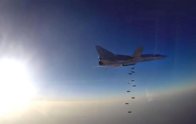В результаті авіаудару РФ у Сирії загинули 38 людей