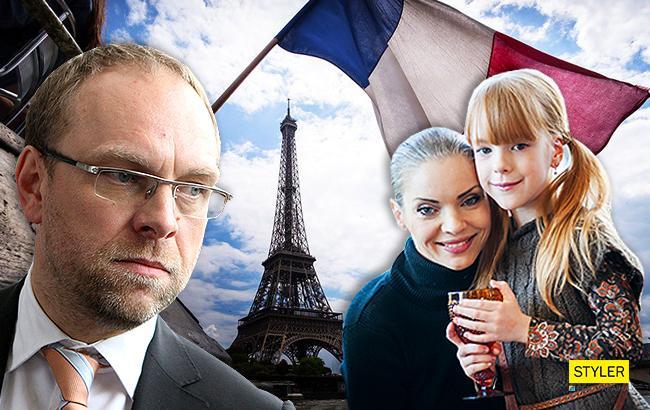 Экс-жена нардепа Власенко рассказала о тяготах жизни во Франции