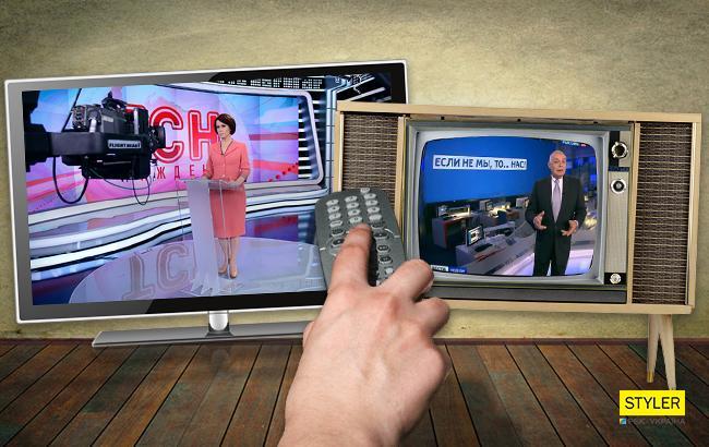 Украина vs  Россия: Стало известно, каким СМИ доверяют украинцы в освещении событий на Донбассе