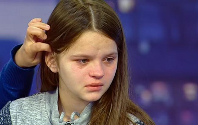 Скріншот: Мама-дитина (youtube.com/Касается каждого)
