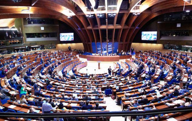Фото: засідання ПАРЄ (flickr.com/parliamentaryassembly)