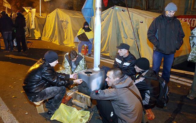 Фото: Протест (УНИАН)