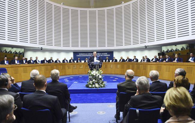 Україна знову подала позов до ЄСПЛ проти РФ