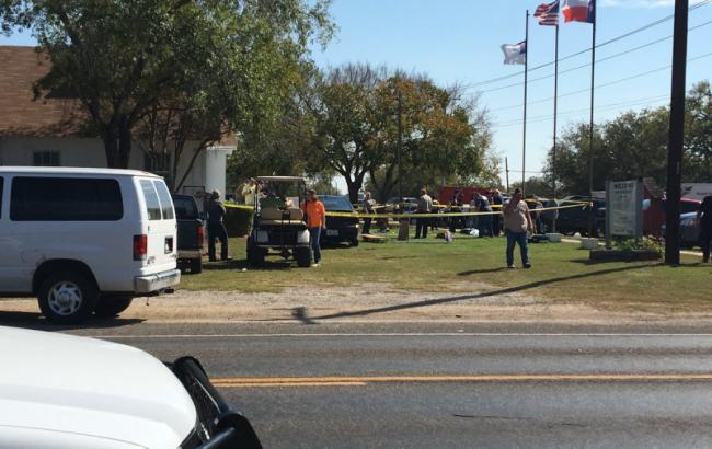 Стрілянина в Техасі: ВПС США досі не передали ФБР історію злочинця