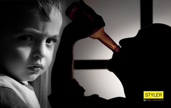 Пьяные в умат родители бродили по Киеву с ребенком: соцсети в ярости (фото)