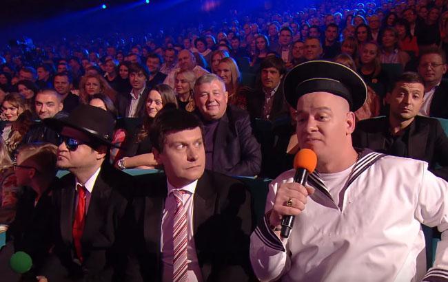 """""""Квартал 95"""" взорвал сеть пародией, как Порошенко и депутаты смотрели """"Слугу народа"""""""