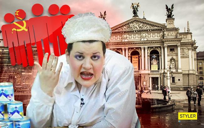 """""""Я - дитя советского союза"""": львовская продавщица возмутила соцсети"""