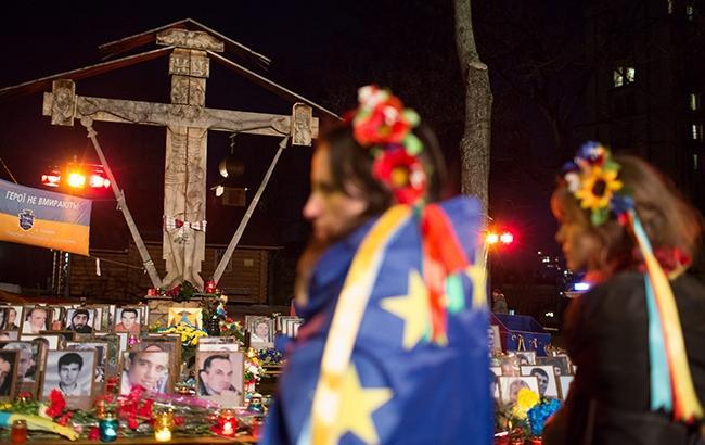 День Гідності та Свободи: заходи в Києві