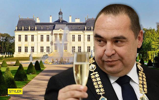 Стало відомо, яким майном володіє сім'я Плотницького
