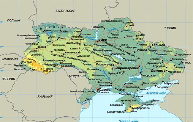 Фото: Карта (planetolog.ru)