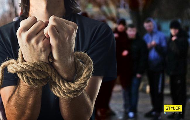 В Тернополе подростки взяли в плен товарища за долг в 15 гривен