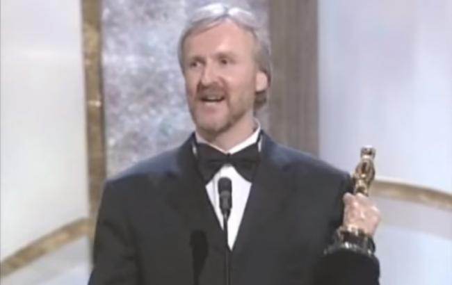 """Джеймс Кемерон ледь не побився з Харві Вайнштейном на церемонії """"Оскар"""""""
