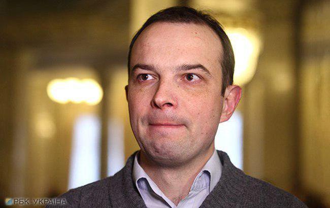 Соболев отозван Радой с поста главы антикоррупционного комитета