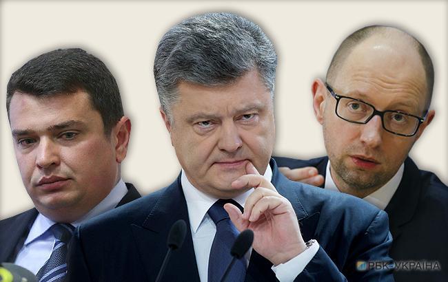 Борьба между парламентской коалицией и антикоррупционным ведомствам не нравится западным партнерам (РБК-Украина)