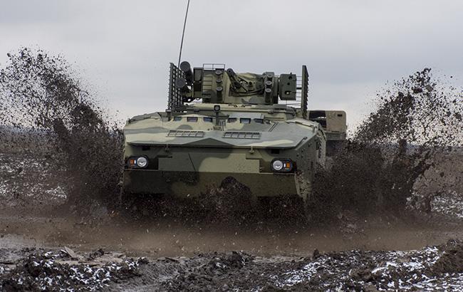 Фото: БТР-4МВ1 (ukroboronprom.com.ua)