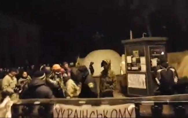Фото: скріншот з відео (Facebook/Іван Слободяник)