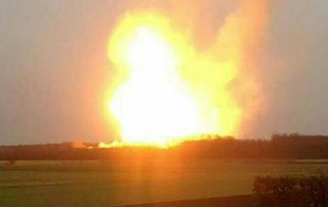 ВАвстрії стався вибух наодному знайбільших хабів російського газу