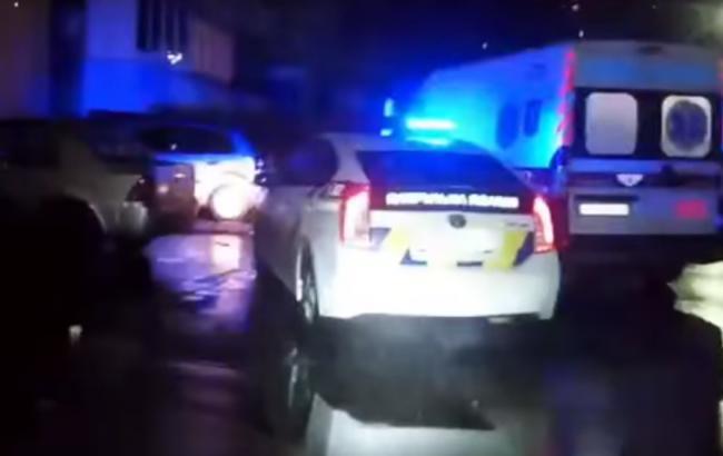 Вцентре украинской столицы произошла стрельба: есть пострадавшие