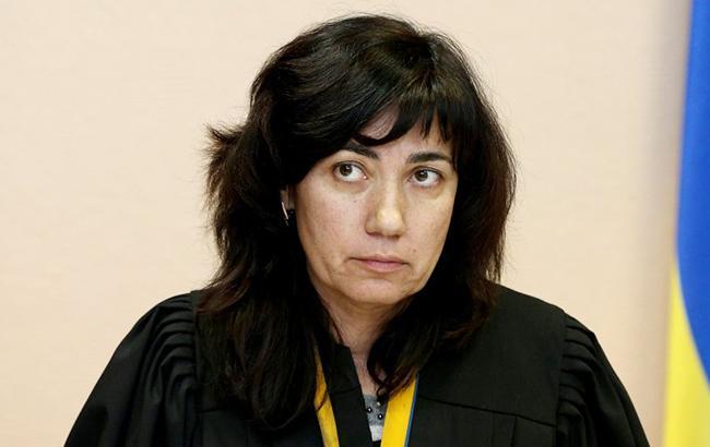 Фото: судья Цокол (УНИАН)