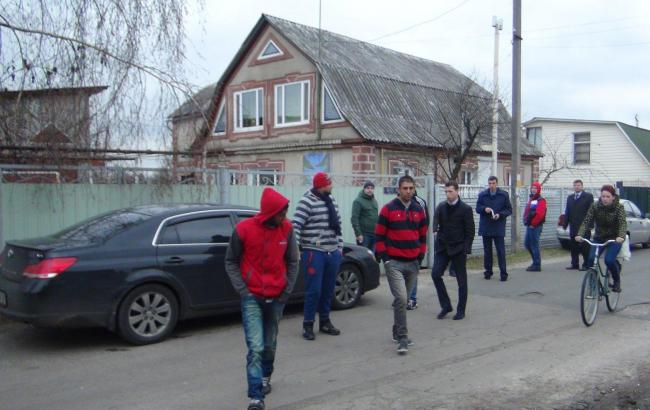В Київській області виявили понад 20 мігрантів, які планували потрапити в ЄС