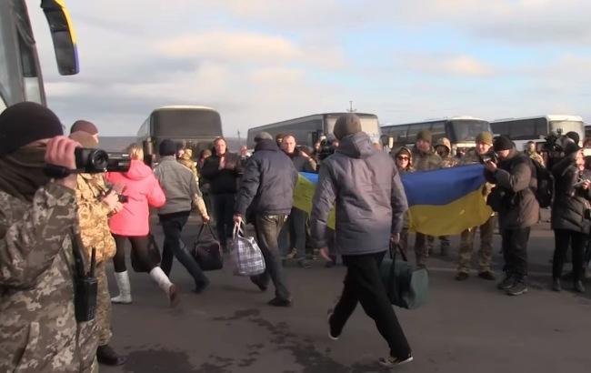 Украина готова ко второй волне освобождения пленных