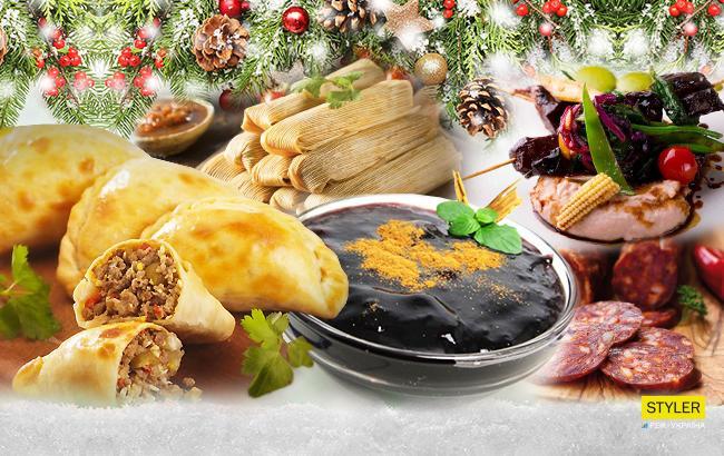 Новогоднее меню по-латиноамерикански: охуэлас, каузо и другие коронные блюда
