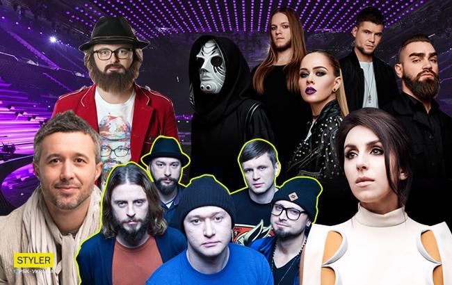 Топ-10 найкращих українських пісень 2017 року