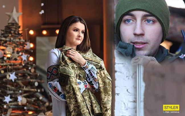 Вдова загиблого Героя України Андрія Кизила зворушила мережа спогадами про чоловіка