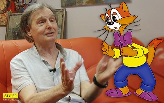 Помер творець мультфільмів про кота Леопольда