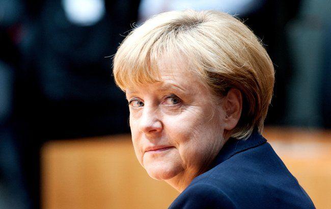 Фото: канцлер Германии Ангела Меркель