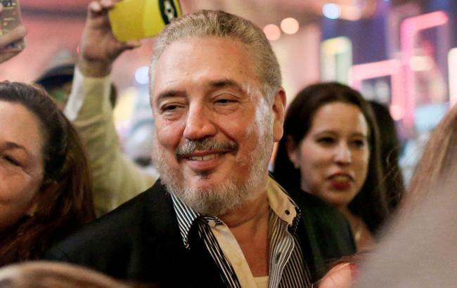 Син Фіделя Кастро покінчив життя самогубством