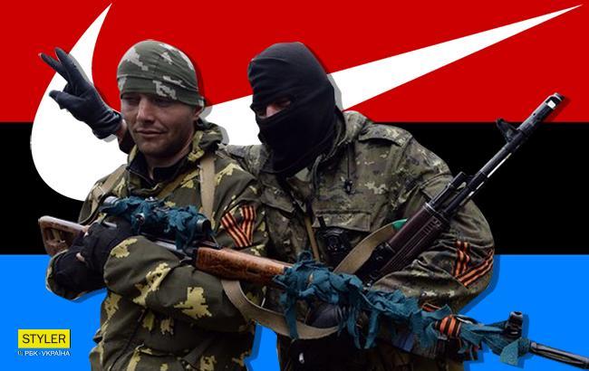 """Фото: Боевики """"ЛДНР"""" (Коллаж РБК-Украина)"""