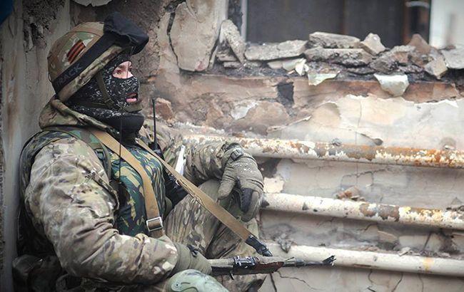 В зоне АТО в результате обстрелов погиб украинский военный, - штаб