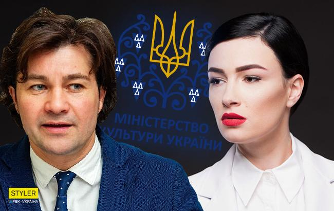 Євген Нищук та Анастасія Приходько (Колаж РБК-Україна)
