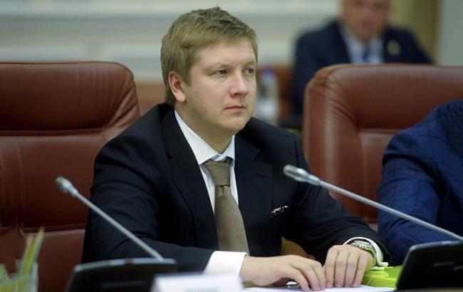 Коболєв назвав суму збитків від припинення транзиту російського газу