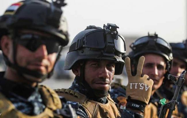 ВИраке неменее восьми полицейских погибли, попав взасаду боевиковИГ