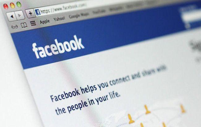 Капитализация Facebook за неделю упала на 58 млрд долларов